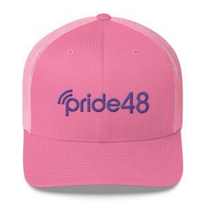 PRIDE48 TRUCKER CAP