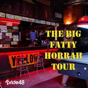 HORRAH TOUR