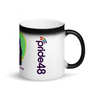 PRIDE48 EXPO NOLA 2019 MAGIC MUG