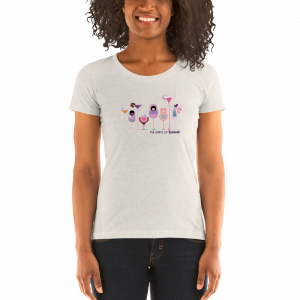 THE SPIRITS OF PRIDE48 LADIES TEE