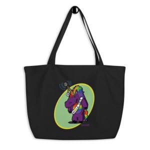 10 YEARS OF PRIDE48 ORGANIC TOTE