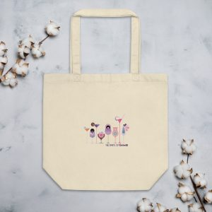 THE SPIRITS OF PRIDE48 SMALL ECO TOTE BAG